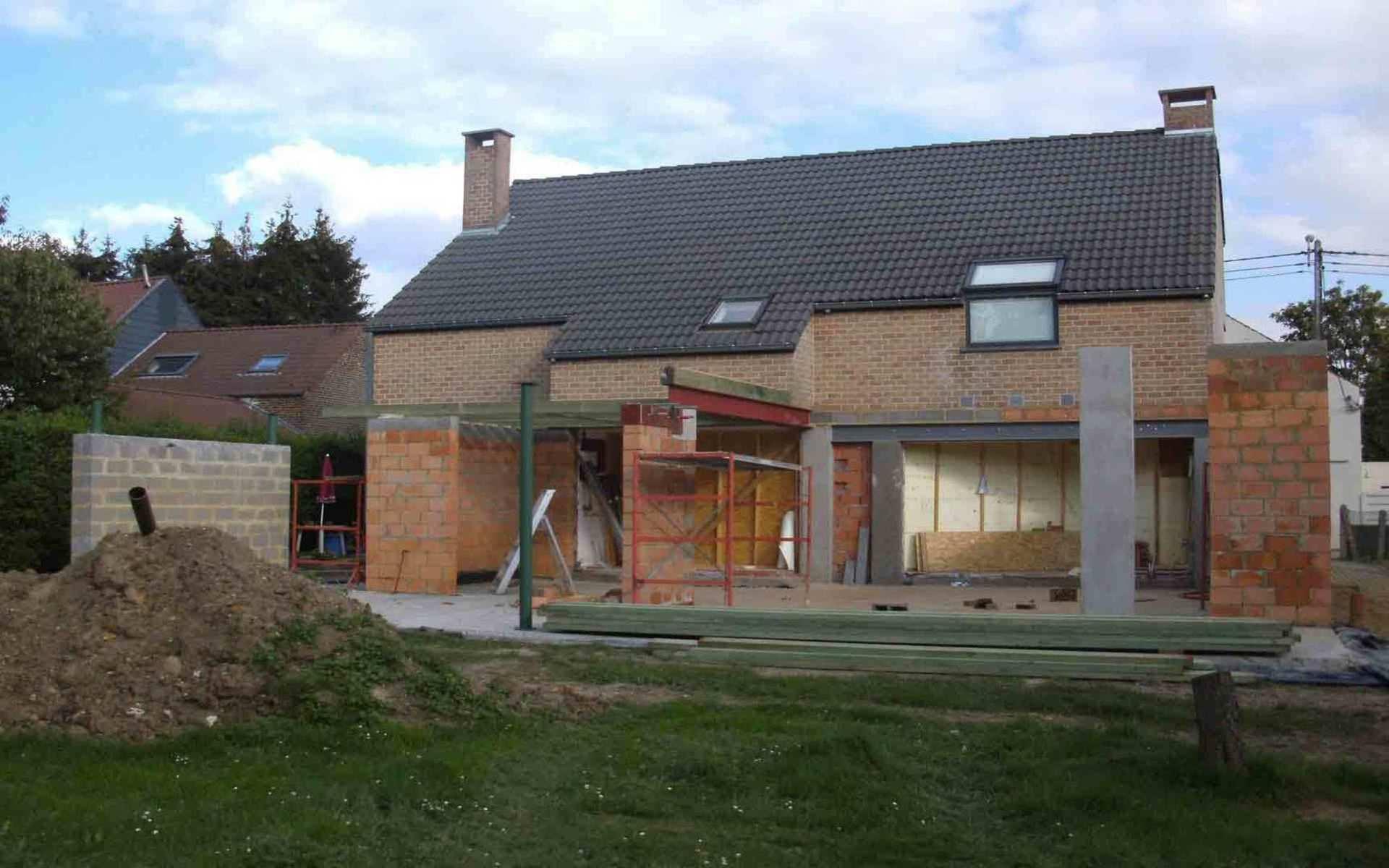 Impact Construct - Entreprise générale du bâtiment